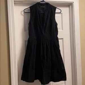 Banana Republic Dress Size:2. Has pockets. Stretch